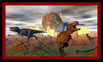 como se extinguieron los dinosaurios meteorito