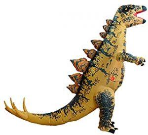 disfraz hinchable de dragon