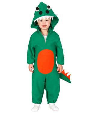 Como hacer un disfraz de Dinosaurio Casero